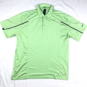 Nike Golf Athletic FIT-DRY Short Sleeve Polo Shirt